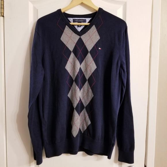 Tommy Hilfiger Other - Tommy Hilfiger Knit V-Neck sweater